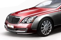 The XENATEC Coupe based on the Maybach 57 S (www.Dream-car.tv) Tags: s coupe 57 based maybach the dreamcartv xenatec