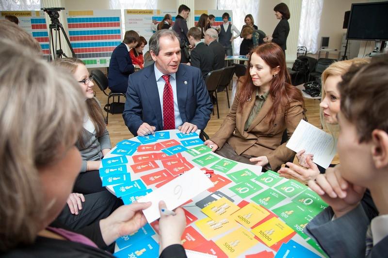 Альберт Гильмутдинов, министр образования и науки Татарстана
