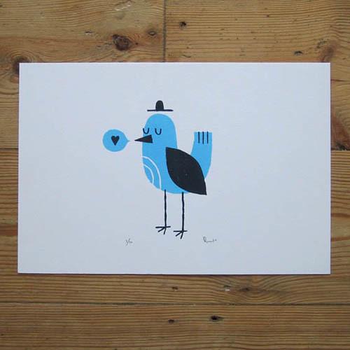 Love Bird by Ben Javens