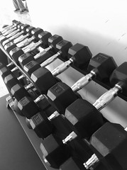 Hit the gym (gibsonsgolfer) Tags: communitycentre gibsons gym