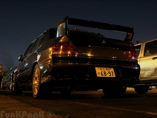 Mitsubishi Lancer Evolution Ix Gsr. Lancer Evolution VII GSR