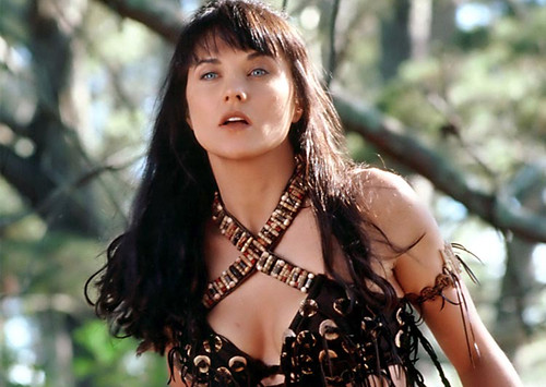 Lucy Lawless Joins Hunted: The Demons Forge Cast!