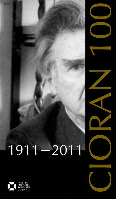 2011 : Centenaire Emil Cioran