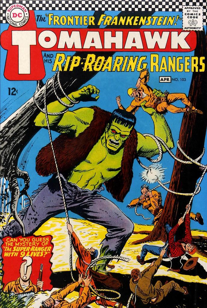 Tomahawk #103 (DC, 1966)