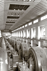 Wasserkraftwerk Töging am Inn