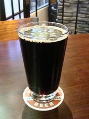 Limited Series Big Black Bock (knightbefore_99) Tags: black beer glass bar vancouver big limited commercialdrive staugustine eastvan camra lager bock pivo redtruckbeercompany