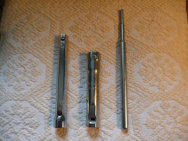 M6 spark plug tool