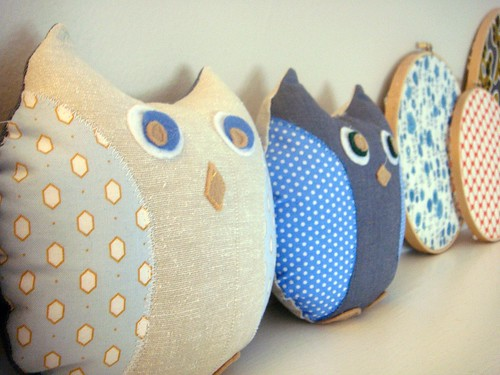 owl softies