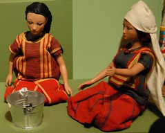 Dolls From Mexico (Teyacapan) Tags: costumes museum mexico dolls map collection mexican museo mixe echeverria munecas tehuantepec zuno huave sanmateodelmar guichicovi isthmo