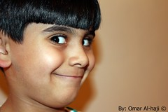 Hahahahay (6) (OmAr Al-HaJi) Tags: pp طفل شرير