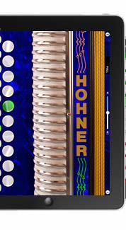 Hohner-D/G Melodeon