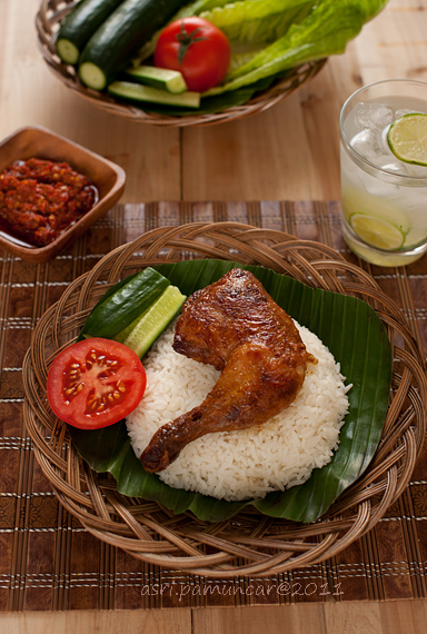 ayam tulang lunak ( chicken soft bone )