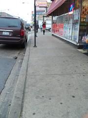 daytime clark st. hooker action (VVVvoy) Tags: street chicago clark hooker