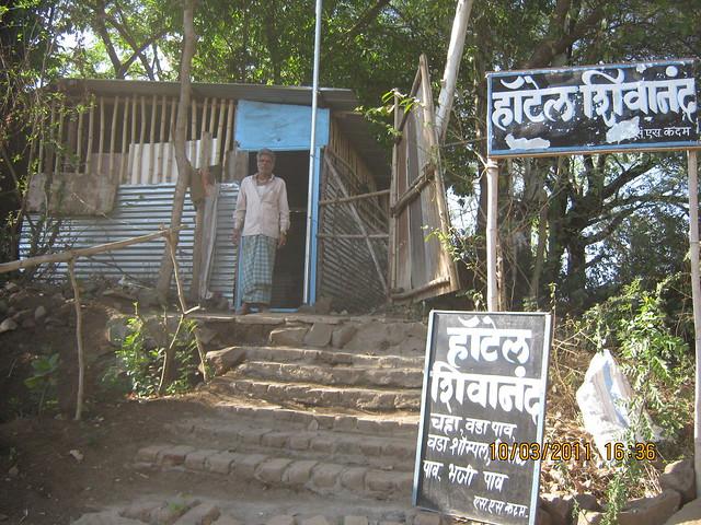 Hotel Shivanand at Sivane, opposite Nanded Shivane Causeway