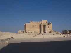 Temple of Baal at Palmyra, Syria.