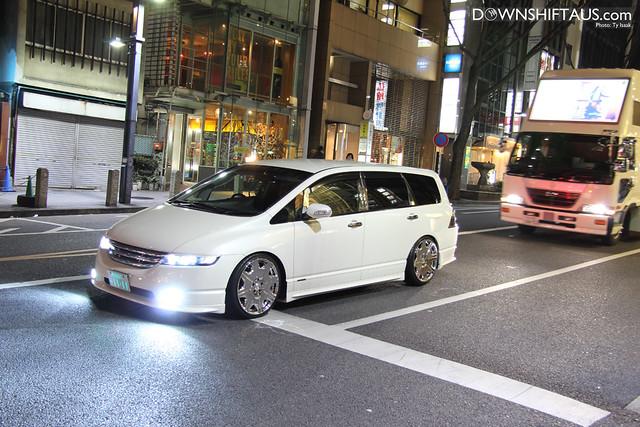 Downshift Shibuya 22