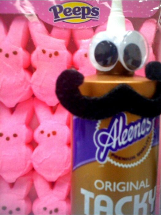 Hangin' out with my peeps