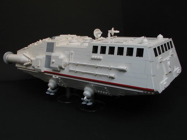 BSG Colonial Shuttle