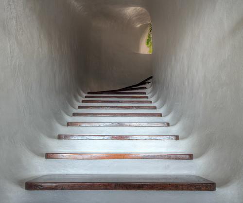 Mirador del Río Stairs