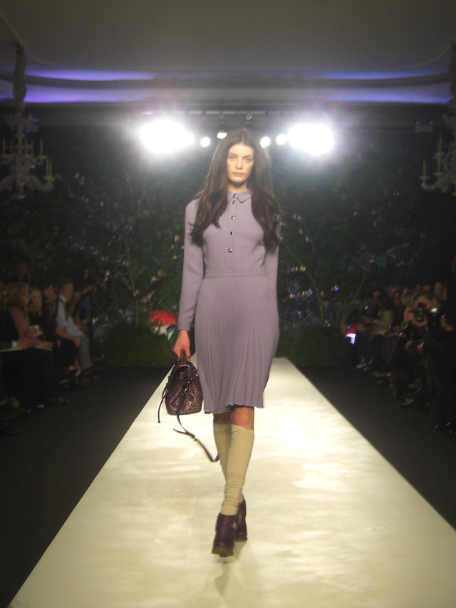 mulberry aw11 dress