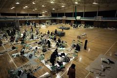 11 (JonathanPuntervold) Tags: school japan canon high earthquake mark photoblog ii disaster quake 日本 5d 20mm emergency voigtländer intransit tremor 地震 鹿沼市