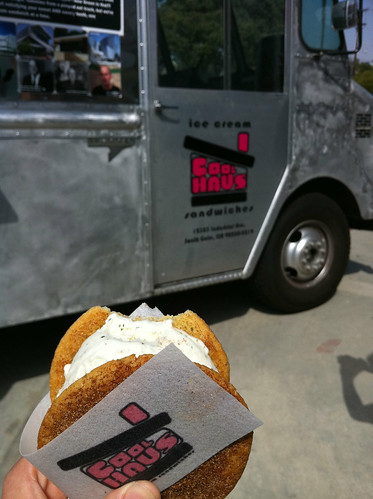Tracking down the Coolhaus truck