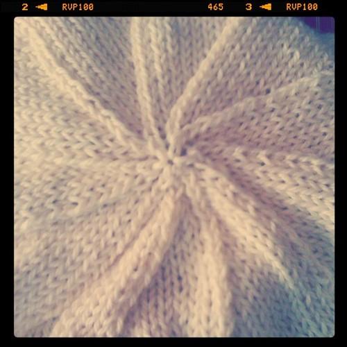 Knit on