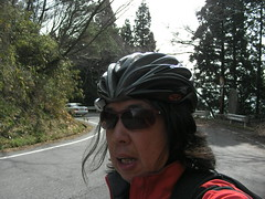 六甲山サイクリング