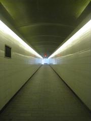Unoriginal (historygradguy (jobhunting)) Tags: boston arlington ma hall vanishingpoint massachusetts newengland hallway mbta mass bostonist universalhub