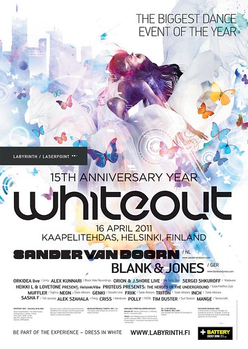 Whiteout 2011