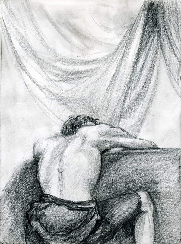 Another Untitled Life Drawing