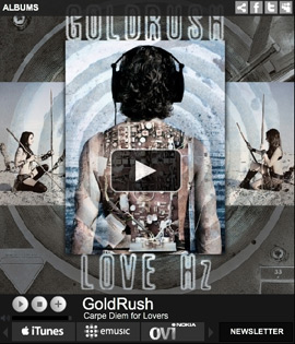 GoldrRush - Love Hz