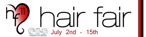 Hair Fair Banner 2011