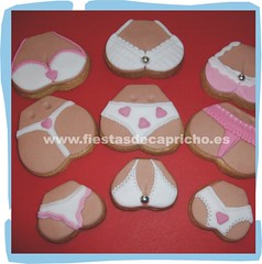 Sexy galletas (Fiestas de Capricho.es) Tags: sexy bragas tetas despedida soltero culos galletas sujetadores