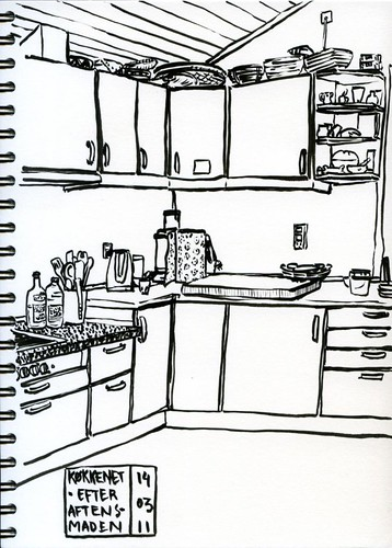 kitchen corner