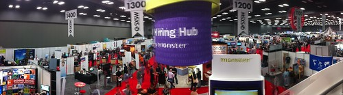 SXSW Expo Floor Panorama