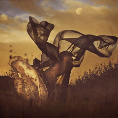 swept away (brookeshaden) Tags: sky mountain abstract fabric ksenija brookeshaden texturebylesbrumes