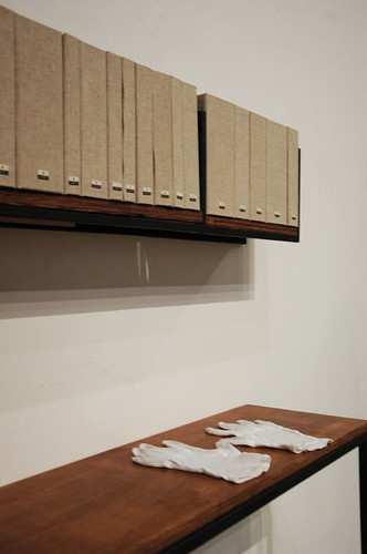 Emerging Curators Show 2011 - The Supersized Reader