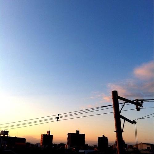 今日の写真 No.185 – 昨日Instagramへ投稿した写真(3枚)/iPhone4 + Photo fx、iDOF