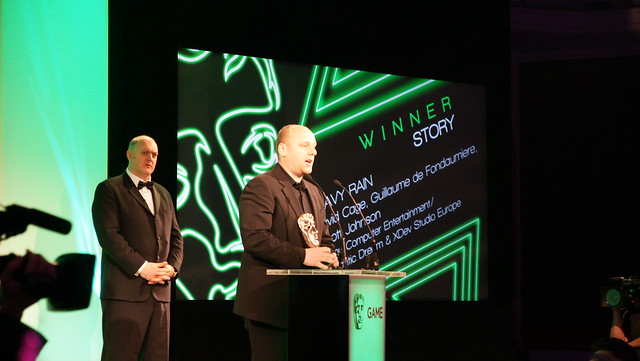 David Cage Reflects on Heavy Rain's BAFTA Success