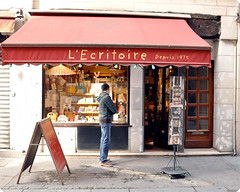 L'Ecritoire. Little treasure of Paris