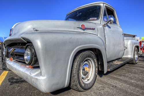 Rat Ford Truck