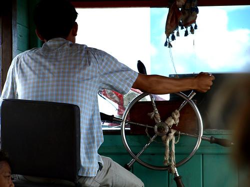Mekong - capitán