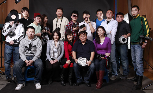 Mongolian flickrer group meeting
