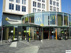 McDonald's Almere Stationsstraat 55 (The Netherlands)
