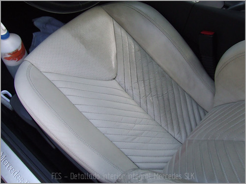 Mercedes SLK detallado interior-08