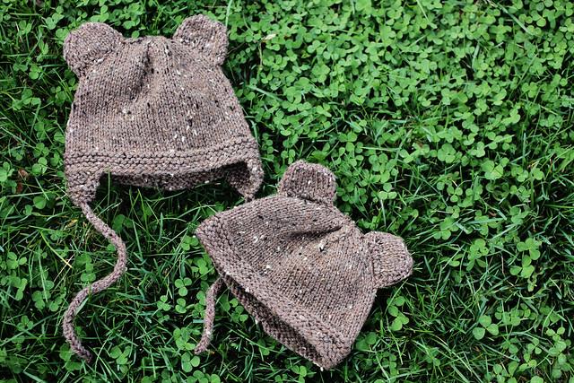 Baby Bear Hats