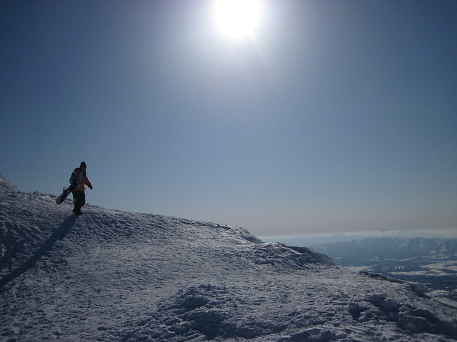 Summit of Annupuri