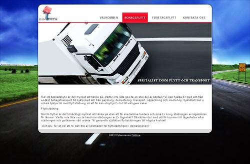 Wordpress Transportation Theme