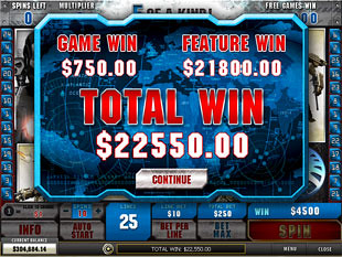 free Iron Man 2 slot free spins win